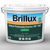 Brillux Silikat-Fassadenfarbe HP 1801